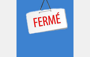 Fermeture Gymnase le 6 septembre
